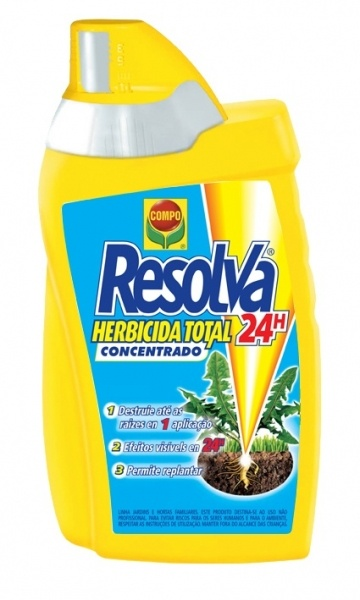 Herbicida Resolva Concentrado 500ml COMPO