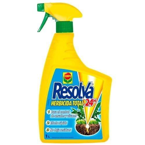 Herbicida Resolva Spray 24Horas 1Lt COMPO