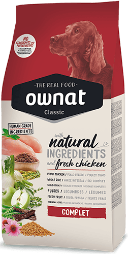 OWNAT CLASSIC Complet Dog 4Kg