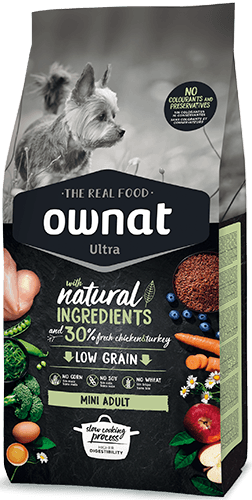 OWNAT ULTRA Mini Adult Dog 3Kg