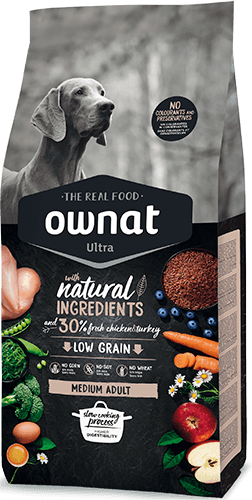 OWNAT ULTRA Medium Adult Dog 3Kg