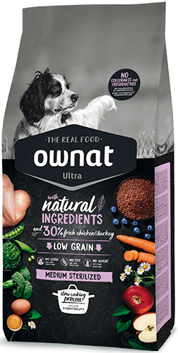 OWNAT ULTRA Sterilized Dog 3Kg