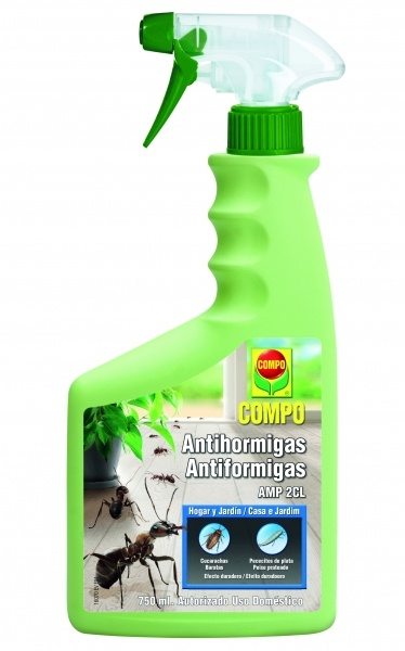 Spray Antiformigas 750ml COMPO